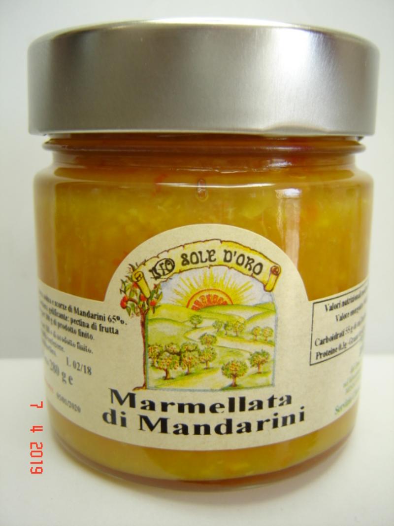 Jam-Mandarins